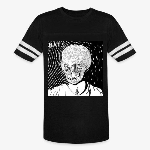 BATS TRUTHLESS DESIGN BY HAMZART - Vintage Sport T-Shirt