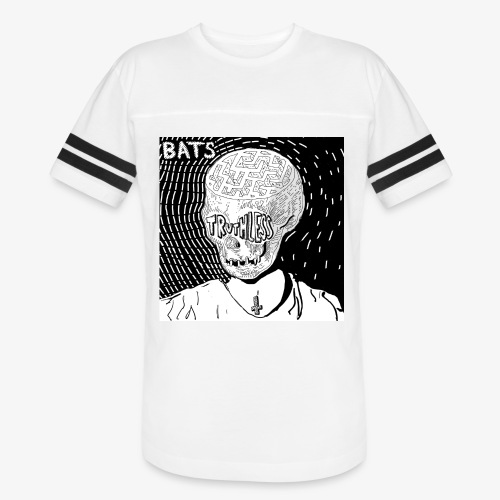 BATS TRUTHLESS DESIGN BY HAMZART - Vintage Sport T-Shirt