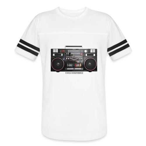 Helix HX 4700 Boombox Magazine T-Shirt - Vintage Sport T-Shirt