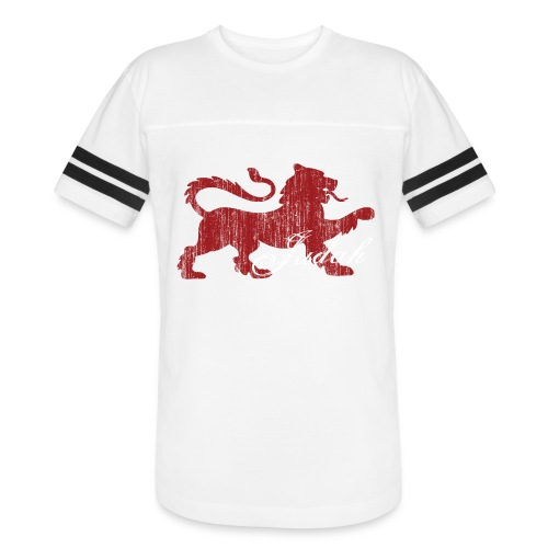 The Lion of Judah - Vintage Sport T-Shirt