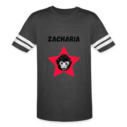 transparaent background Zacharia - Vintage Sport T-Shirt