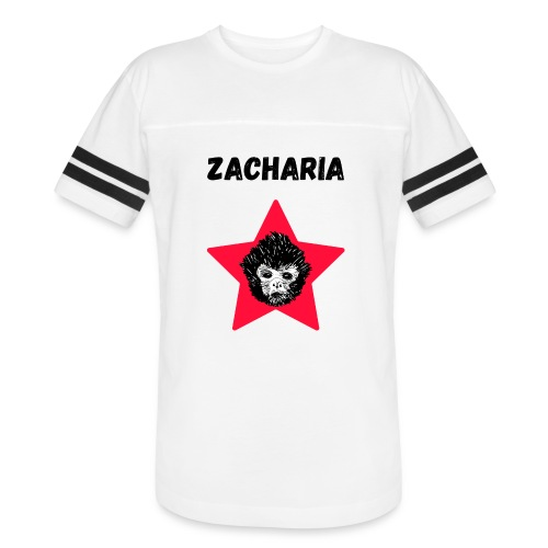 transparaent background Zacharia - Vintage Sport T-Shirt