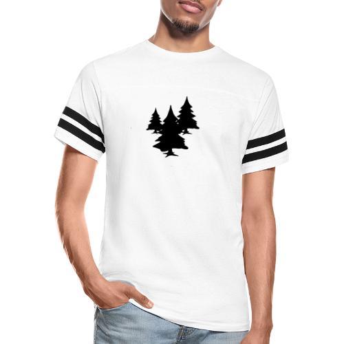 Bush Tree - Vintage Sports T-Shirt