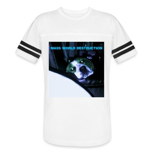 Mass World Depression - Vintage Sport T-Shirt
