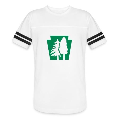 PA Keystone w/trees - Vintage Sport T-Shirt