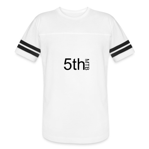 Black original logo - Vintage Sport T-Shirt