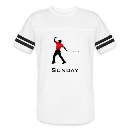 Sunday Red - Vintage Sport T-Shirt