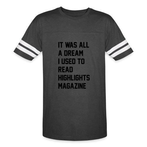 JUICY 1 - Vintage Sports T-Shirt