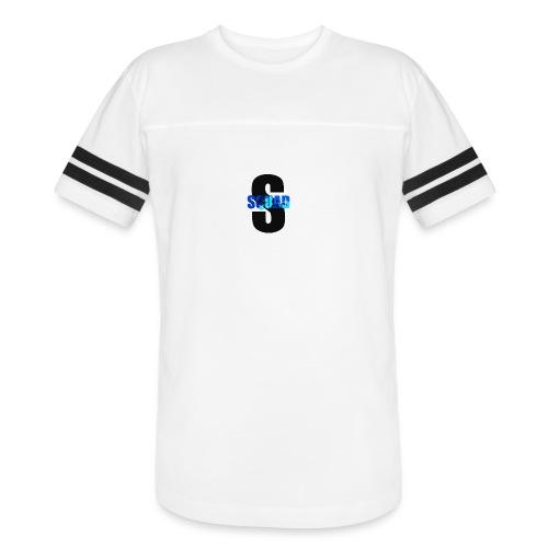 CAMO STROMEDY SQUAD LOGO - Vintage Sport T-Shirt