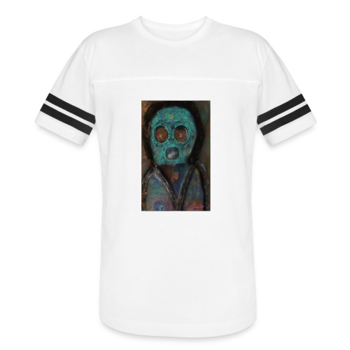 The galactic space monkey - Vintage Sport T-Shirt