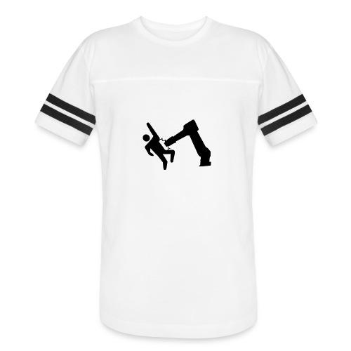 Robot Wins! - Vintage Sport T-Shirt