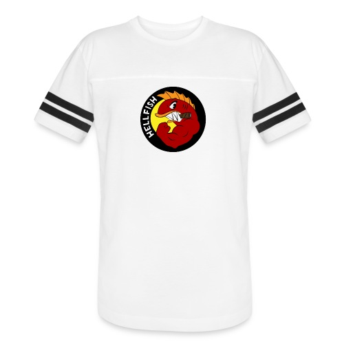 Hellfish - Flying Hellfish - Vintage Sport T-Shirt