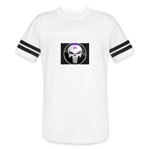 Team 21 white - Vintage Sport T-Shirt