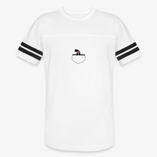 Scar Pocket Buddy - Vintage Sport T-Shirt