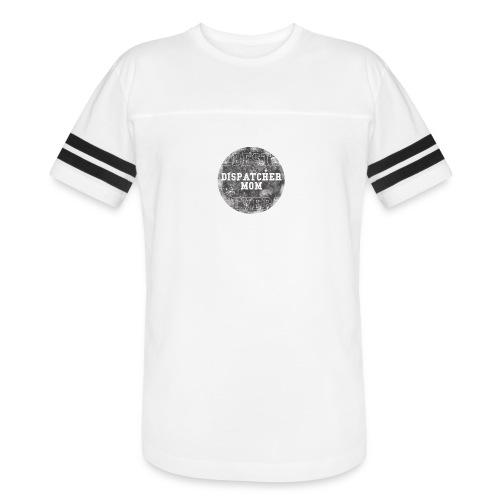 Police Dispatcher T Shirt Best Dispatcher Mom Ever - Vintage Sport T-Shirt
