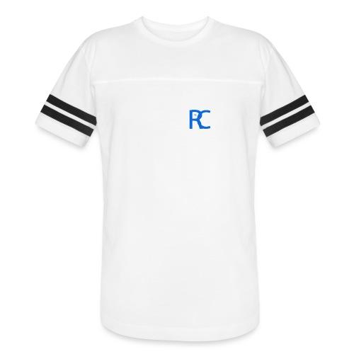 Blu REACH - Vintage Sport T-Shirt
