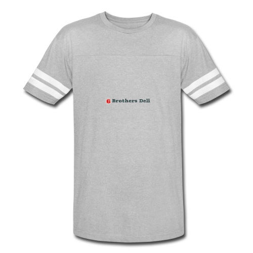 6 Brothers Deli - Vintage Sport T-Shirt