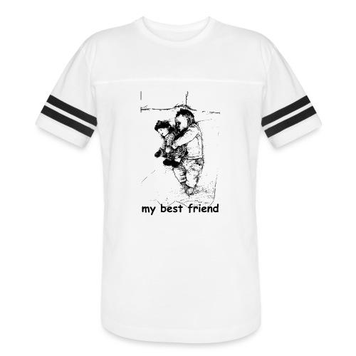 My Best Friend (baby) - Vintage Sport T-Shirt