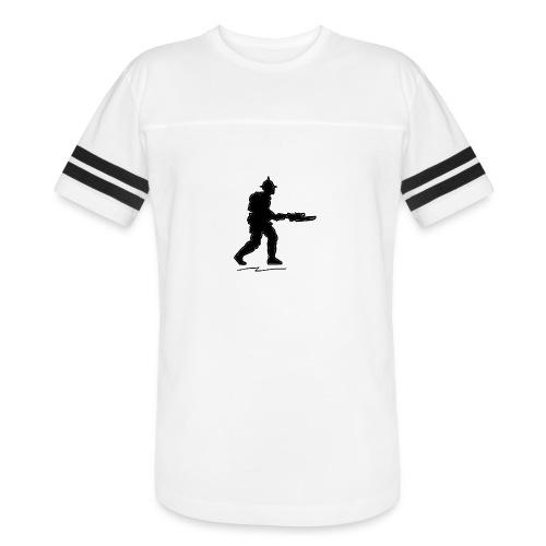 ww1 infantry - Vintage Sports T-Shirt