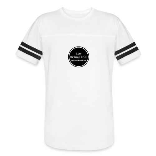 Crime Inc Small Design - Vintage Sport T-Shirt