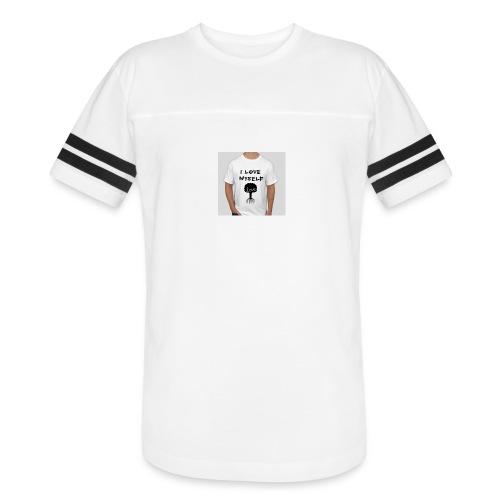love myself - Vintage Sport T-Shirt