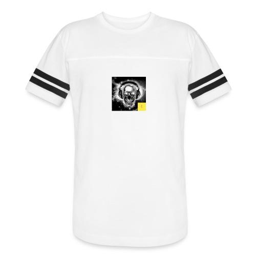 skull - Vintage Sport T-Shirt