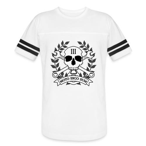 Moto Ergo Sum - Vintage Sport T-Shirt