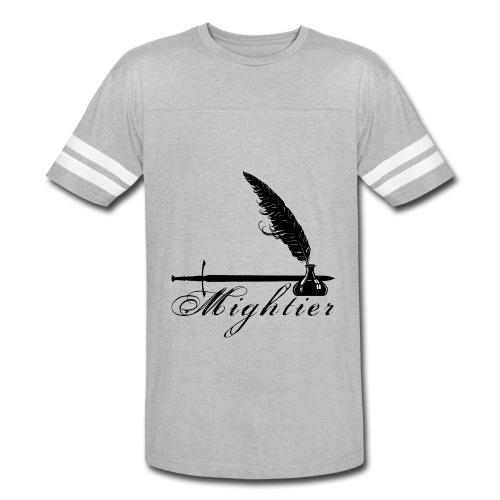 mightier - Vintage Sport T-Shirt