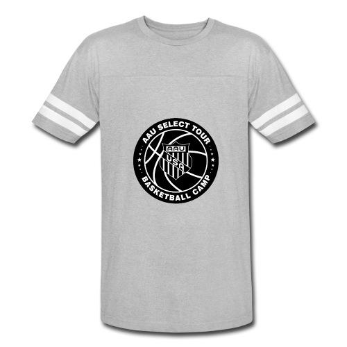 AAU Logo Transparent - Vintage Sport T-Shirt
