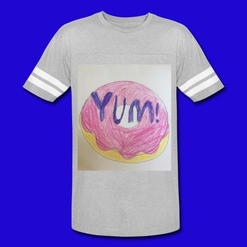 Yum! - Vintage Sport T-Shirt