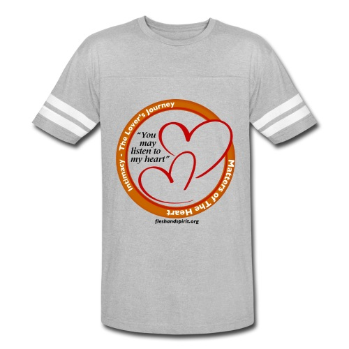 Matters of the Heart T-Shirt: You May - Vintage Sport T-Shirt