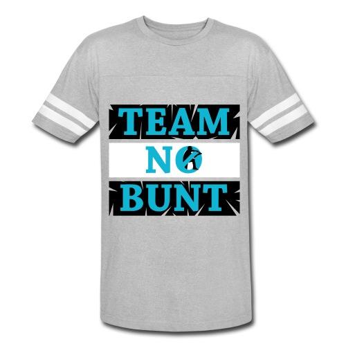 Team No Bunt - Vintage Sport T-Shirt
