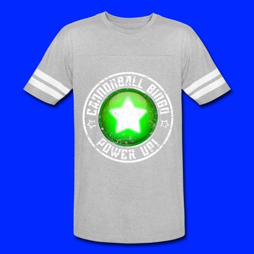Vintage Power-Up Tee - Vintage Sport T-Shirt