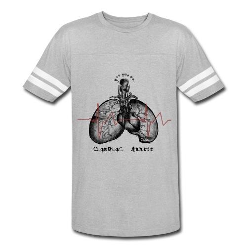 IZÄR CARDIAC ARREST - Vintage Sport T-Shirt