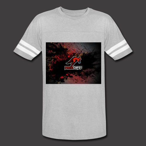 RedOpz Splatter - Vintage Sport T-Shirt
