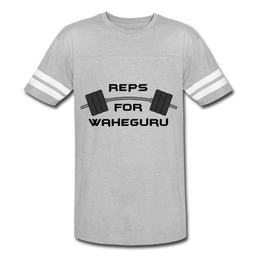 REPS FOR WAHEGURU - Vintage Sport T-Shirt