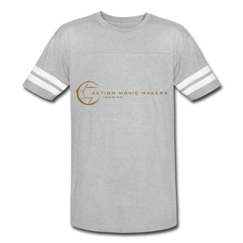 AMMT Logo Modern Look - Vintage Sport T-Shirt