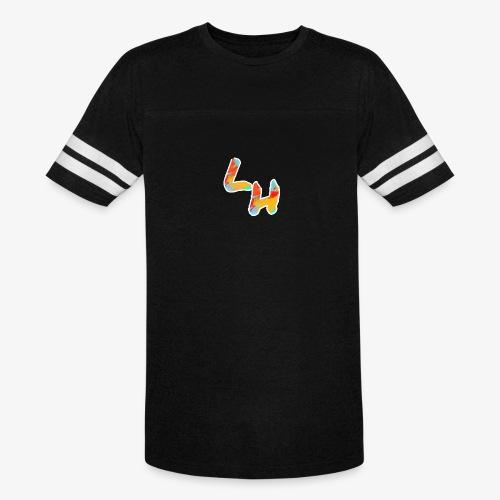 Los Hermanos Logo - Vintage Sport T-Shirt