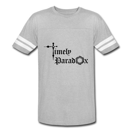 Timely Paradox - Vintage Sport T-Shirt