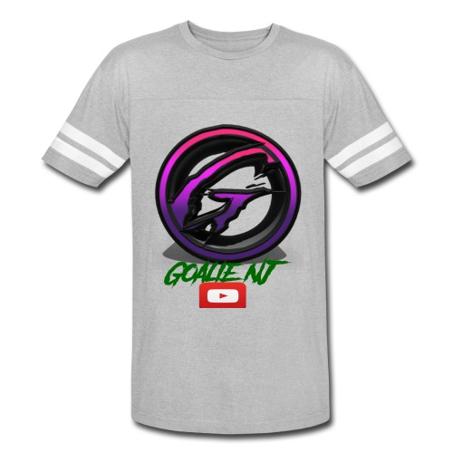goalie nj logo - Vintage Sport T-Shirt