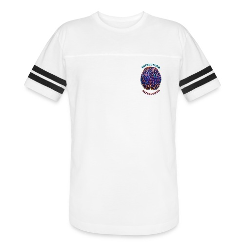 IntellTuss Shirt (pocket design) - Vintage Sport T-Shirt