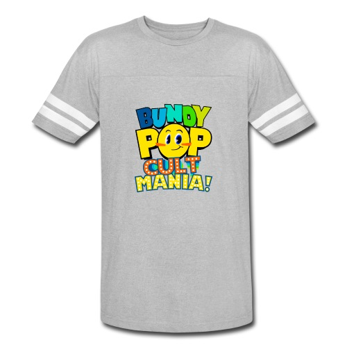 Bundy Pop Main Design - Vintage Sport T-Shirt
