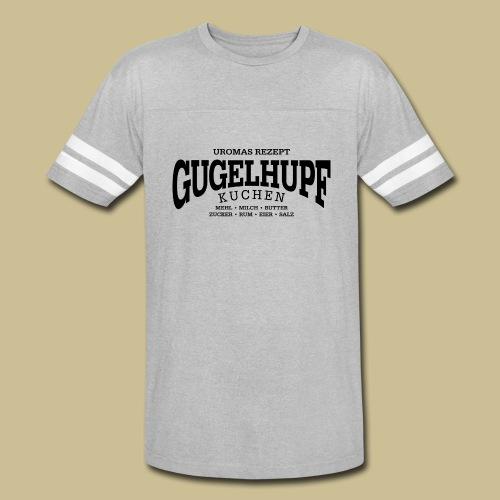 Gugelhupf (black) - Vintage Sport T-Shirt