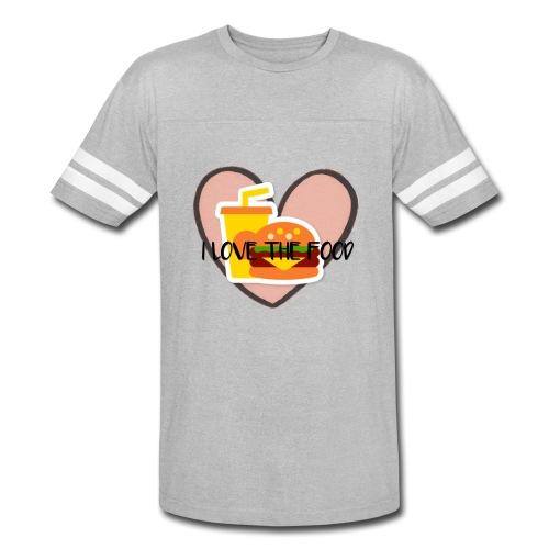 Food - Vintage Sport T-Shirt