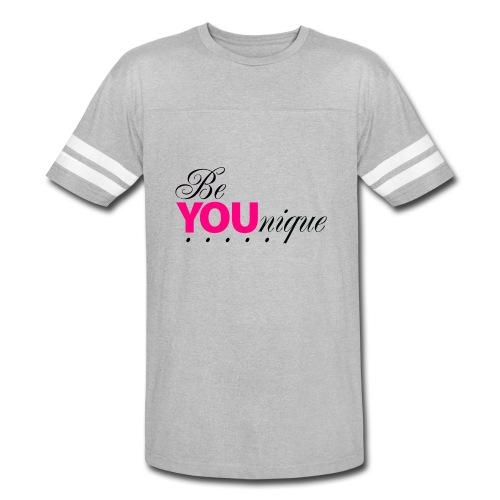 Be Unique Be You Just Be You - Vintage Sport T-Shirt