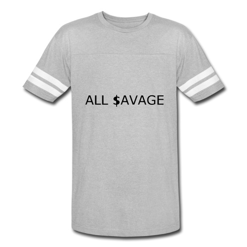 ALL $avage - Vintage Sport T-Shirt