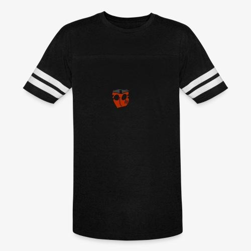 Scratched Mask MK IV - Vintage Sport T-Shirt