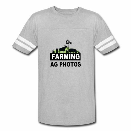 Farming Ag Photos - Vintage Sport T-Shirt