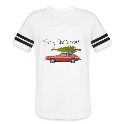 Ford Pinto Merry Christmas - Vintage Sport T-Shirt