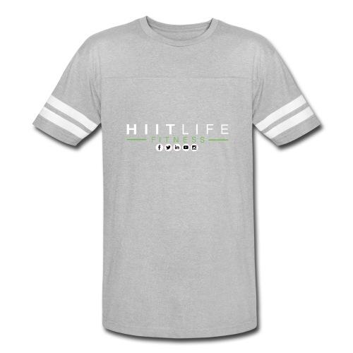 hlfsocialwht - Vintage Sport T-Shirt